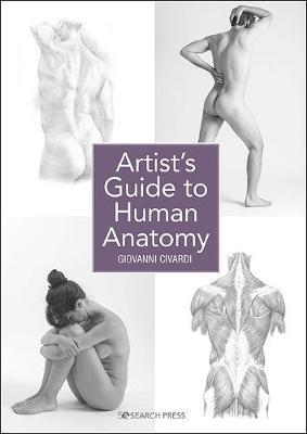 Image for Artist's Guide to Human Anatomy from emkaSi