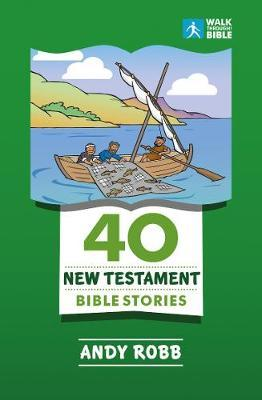 Image for 40 New Testament Bible Stories from emkaSi