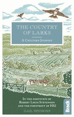 Image for Country of Larks: A Chiltern Journey - In the footsteps of Robert Louis Stevenson and the footprint of HS2 from emkaSi