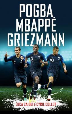Image for Pogba, Mbappe, Griezmann from emkaSi