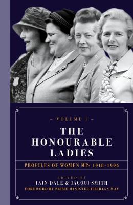 Image for The Honourable Ladies: Profiles of Women MPS 1918-1996 from emkaSi