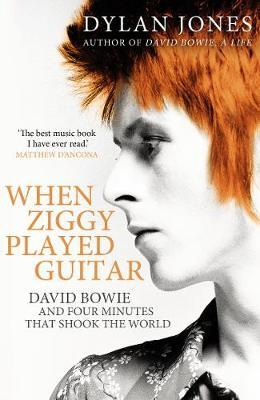 Image for When Ziggy Played Guitar - David Bowie, The Man Who Changed The World from emkaSi