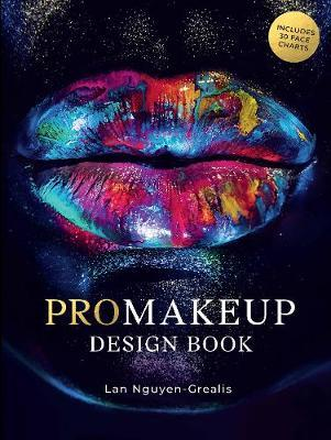 Image for ProMakeup Design Book - Includes 30 Face Charts from emkaSi