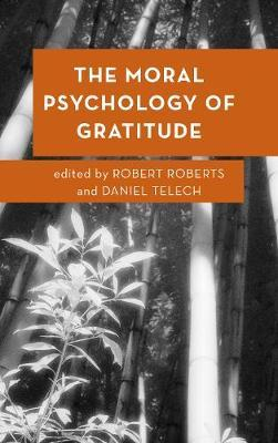 Image for The Moral Psychology of Gratitude from emkaSi