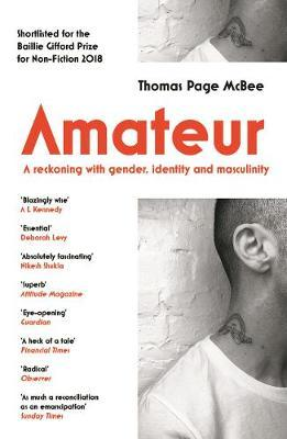 Image for Amateur - A Reckoning With Gender, Identity and Masculinity from emkaSi