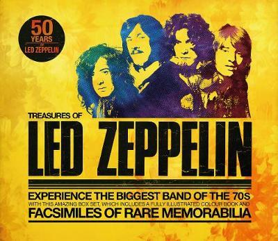 Image for The Treasures of Led Zeppelin from emkaSi