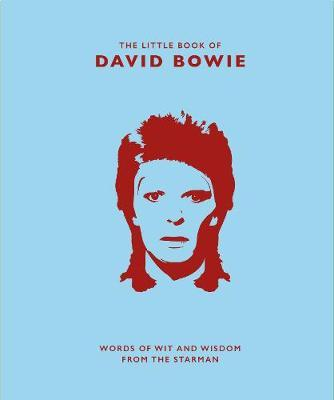 Image for The Little Book of David Bowie from emkaSi
