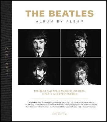 Image for The Beatles: Album by Album from emkaSi
