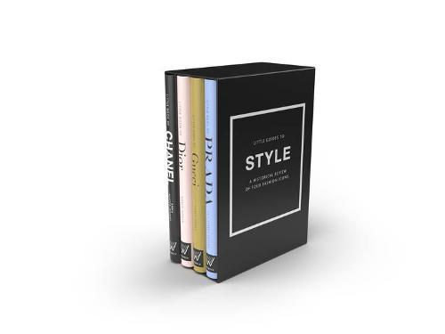 Image for The Little Guides to Style - A Historical Review of Four Fashion Icons from emkaSi
