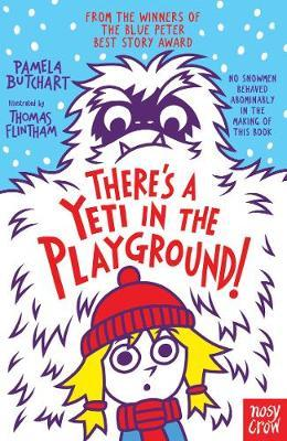Image for There's A Yeti In The Playground! from emkaSi