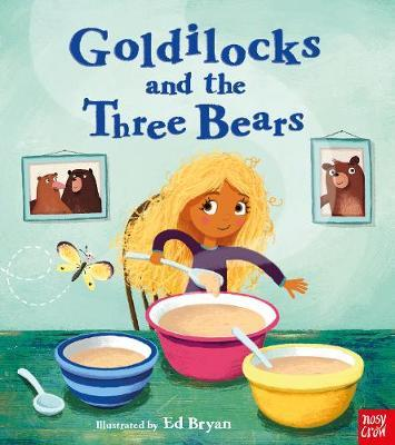 Image for Fairy Tales: Goldilocks and the Three Bears from emkaSi
