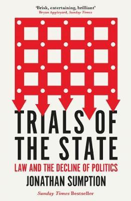 Image for Trials of the State - Law and the Decline of Politics from emkaSi
