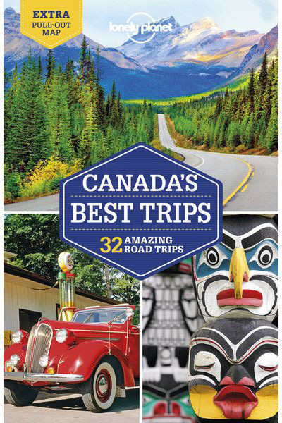 Image for Lonely Planet Canada's Best Trips from emkaSi