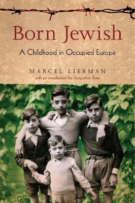 Image for Born Jewish - A Childhood in Occupied Europe from emkaSi