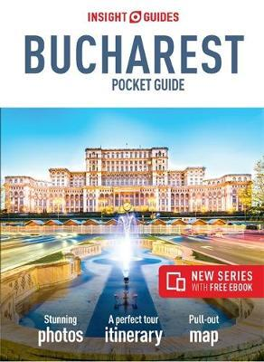 Image for Insight Guides Pocket Bucharest (Travel Guide with Free eBook) from emkaSi