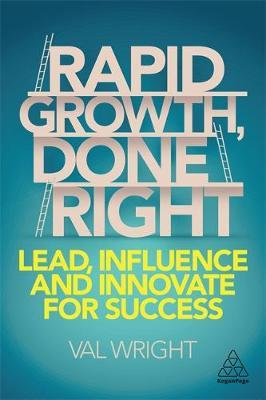 Image for Rapid Growth, Done Right - Lead, Influence and Innovate for Success from emkaSi