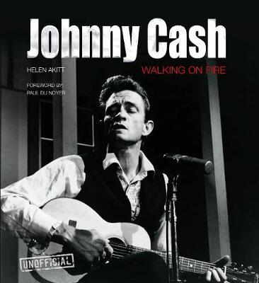 Image for Johnny Cash - Walking on Fire from emkaSi