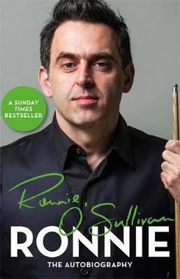 Image for Ronnie - The Autobiography of Ronnie O'Sullivan from emkaSi