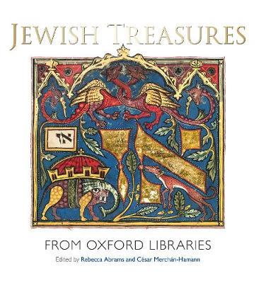 Image for Jewish Treasures from Oxford Libraries from emkaSi