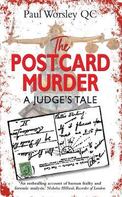Image for The Postcard Murder - A Judge's Tale from emkaSi