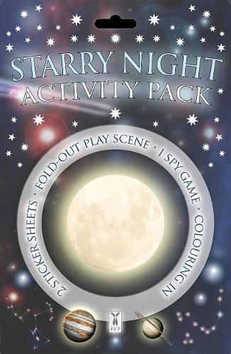Image for Starry Night Activity Pack from emkaSi