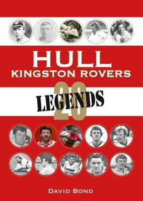 Image for 20 Legends - Hull Kingston Rovers from emkaSi