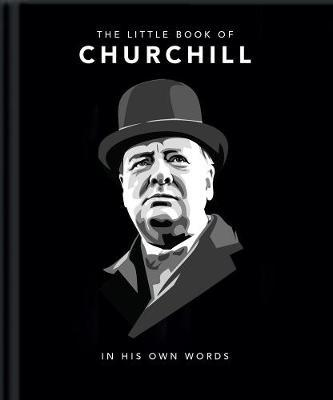Image for The Little Book of Churchill - In His Own Words from emkaSi