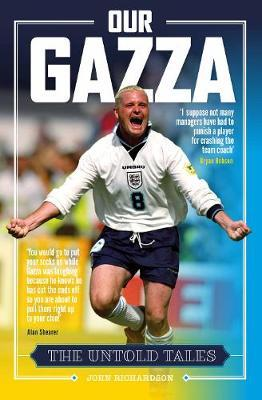 Image for Our Gazza - The Untold Tales from emkaSi