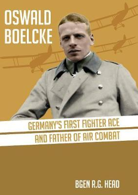 Image for Oswald Boelcke - German's First Fighter Ace and Father of Air Combat from emkaSi