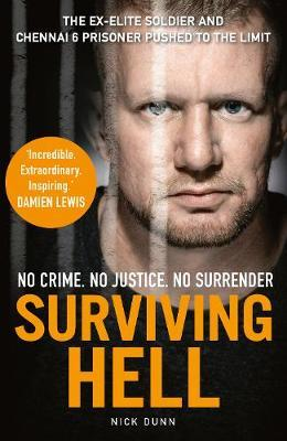 Image for Surviving Hell - The brutal true story of a Chennai Six prisoner from emkaSi