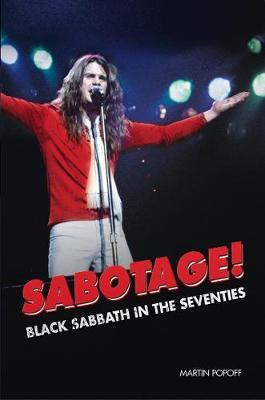 Image for Sabotage! Black Sabbath in the Seventies from emkaSi
