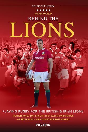 Image for Behind the Lions - Playing Rugby for the British & Irish Lions from emkaSi