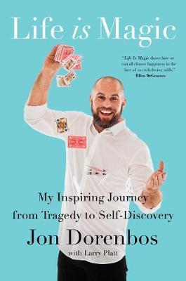 Image for Life Is Magic - My Inspiring Journey from Tragedy to Self-Discovery from emkaSi