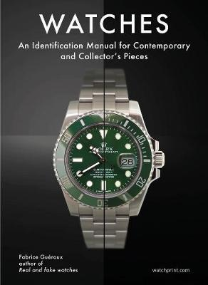 Image for Watches - An Identification Manual for Contemporary and Collector's Pieces from emkaSi