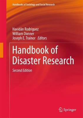 Image for Handbook of Disaster Research from emkaSi