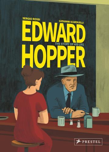 Image for Edward Hopper: The Story of His Life from emkaSi