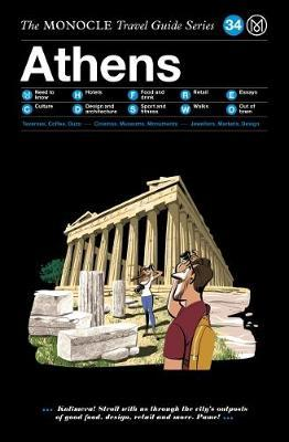 Image for Athens - The Monocle Travel Guide Series from emkaSi