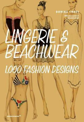 Image for Lingerie and Beachwear: 1,000 Fashion Designs from emkaSi