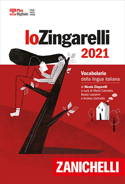 Image for Lo Zingarelli 2021, m. DVD : Vocabolario della lingua italiana. Versione plus from emkaSi