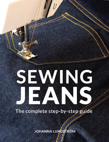 Image for Sewing Jeans - The complete step-by-step guide from emkaSi