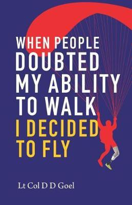 Image for When People Doubted My Ability to Walk I Decided to Fly from emkaSi