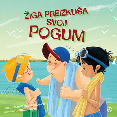 Image for Žiga preizkuša svoj pogum from emkaSi