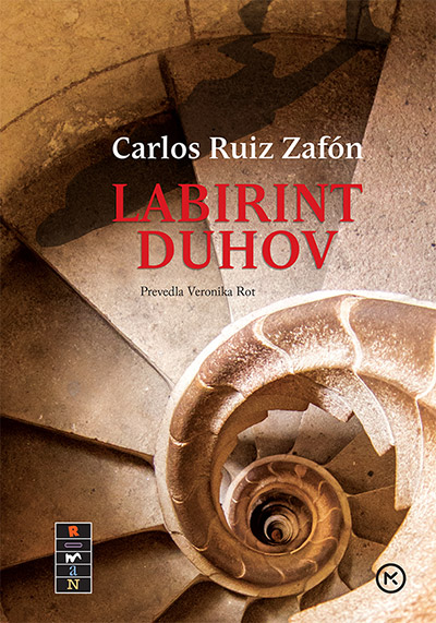 Image for Labirint duhov from emkaSi