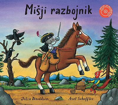 Image for Mišji razbojnik (z DVD-jem) from emkaSi
