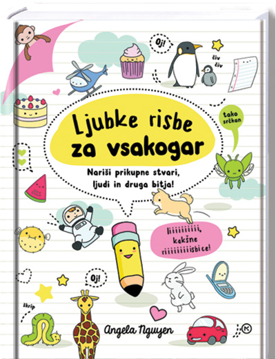 Image for Ljubke risbe za vsakogar from emkaSi