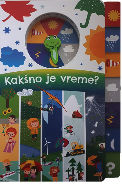 Image for Kakšno je vreme? from emkaSi