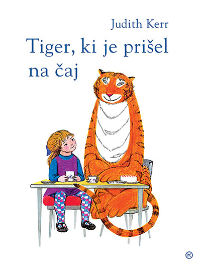 Image for Tiger, ki je prišel na čaj from emkaSi