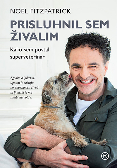 Image for Prisluhnil sem živalim: kako sem postal superveterinar from emkaSi