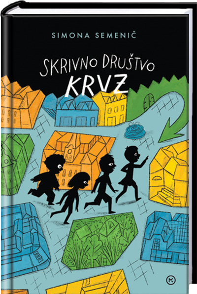 Image for Skrivno društvo KRVZ from emkaSi