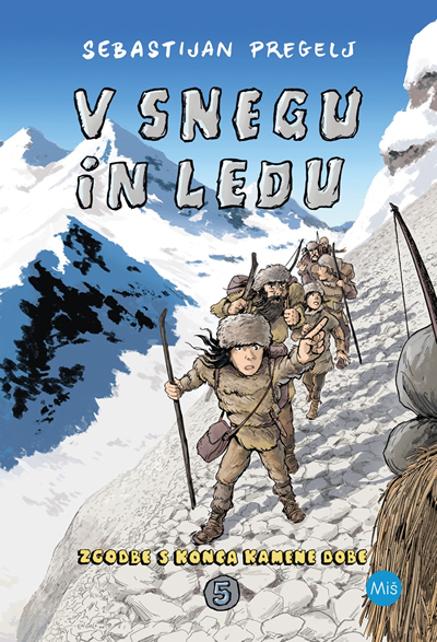 Image for V snegu in ledu from emkaSi